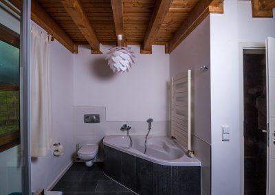 Chalet 2 Badezimmer